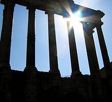 Forum Romanum by Zeanana