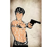 Travis Bickle Photographic Print