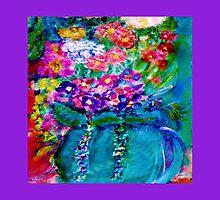 Summer Day Flowers Designer Gifts by innocentorigina