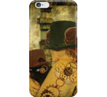 Clockwork Cat iPhone Case/Skin