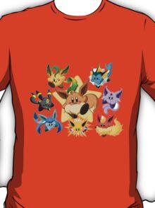 Eevee kirby pokémon T-Shirt