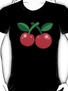 Super cute red cherries  T-Shirt