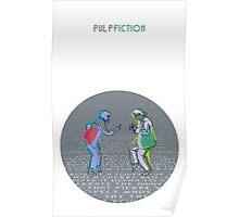 Pulp Fiction dance Poster