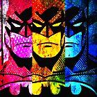 Batman pop art by remohd