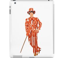 Lloyd Christmas iPad Case/Skin