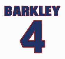 Basketball player Charles Barkley jersey 4 by imsport