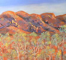 West of Mt Isa #1 by Virginia McGowan