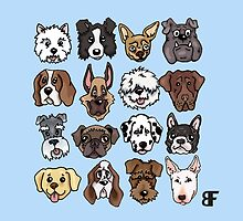 Dogs  by Ben Farr