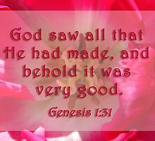It was Good by Pamela Maxwell