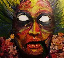 Voodoo mama by lorespo