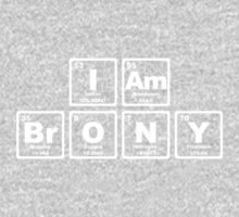 I Am Brony - Periodic Table Kids Clothes