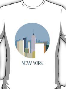 City Art New York City T-Shirt