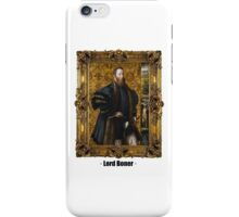 Lord Boner iPhone Case/Skin
