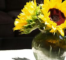 Sunflower Arrangement by digerati