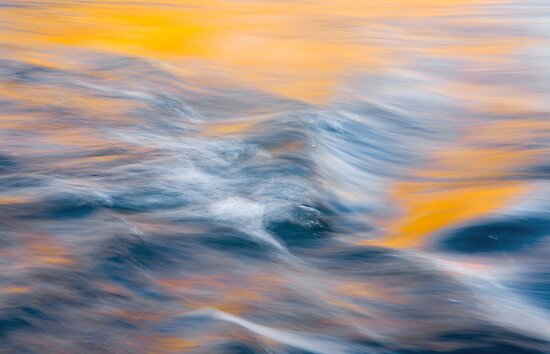 Ripples of Autumn by DawsonImages