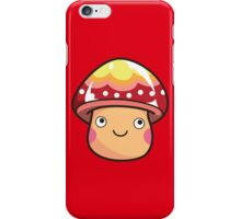 Yupper The Mushroom iPhone Case/Skin