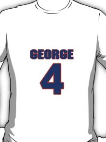 Basketball player Jack George jersey 5 T-Shirt