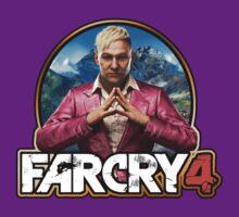 Far Cry 4 - Pagan Min by RainbowSlap