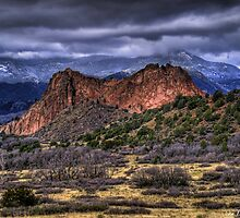 As the Clouds Roll In by John  De Bord Photography
