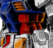 Gundam  Sticker