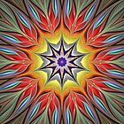 A paradise of Color Kaleidoscope by fantasytripp