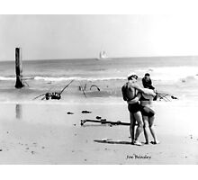 New Jersey Shore, 1964 Photographic Print
