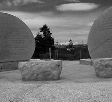 Swiss Air Flight 111 Memorial by Harv Churchill