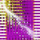 Weave struck by lightening by cherie hanson