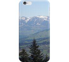 Alpine Mountain Range iPhone Case/Skin