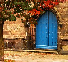 The Church Door by rosedew
