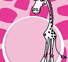 ginny the giraffe by Micheline Kanzy