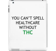 thc 1 iPad Case/Skin