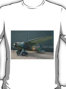 Westland Lysander IIIA V9545/BA-C G-BCWL T-Shirt