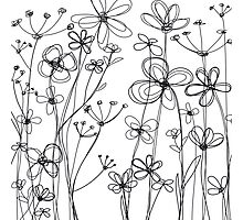 fleurs I Photographic Print