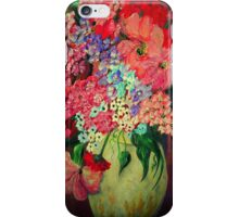 Fanciful Flowers iPhone Case/Skin