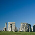 Stone Henge by Stuart Jenkins