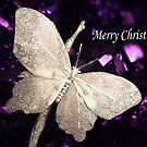 Magical Butterfly - Christmas by Coralie Pittman