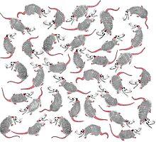 Possums by Zagreus