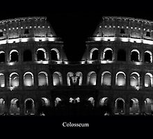 Colosseum by Steven McEwan