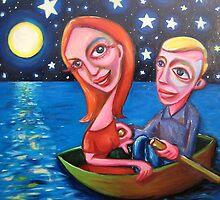 Sea of Love by kimbaross