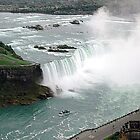Horseshoe Falls by Kathleen Struckle