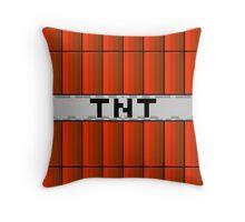 TNT - MINECRAFT Throw Pillow
