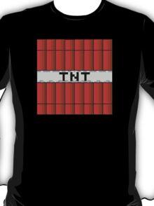 TNT - MINECRAFT T-Shirt