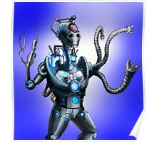 Cyvber-Surgeon Poster