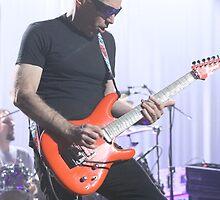 Joe Satriani Live & Kicking by InsideEdge