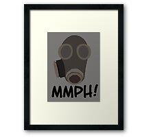 Team Fortress 2 - Pyro Framed Print