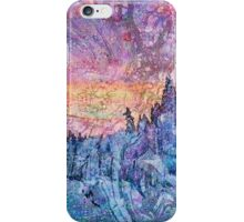 Hyperborean Landscape 2 iPhone Case/Skin