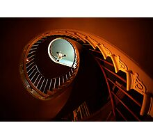 Southern Spiral Staircase Photographic Print