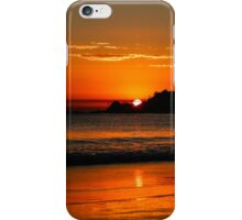 Sunrise Byron Bay iPhone Case/Skin