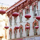 San Francisco Chinatown Building – 2012 by photoartful